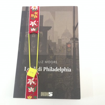 """Segnalibro di stoffa """"Fiori"""" - in vendita online - libreria"""