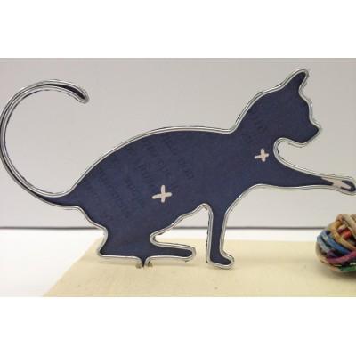 Gatto col gomitolo - in vendita online - libreria leggermente