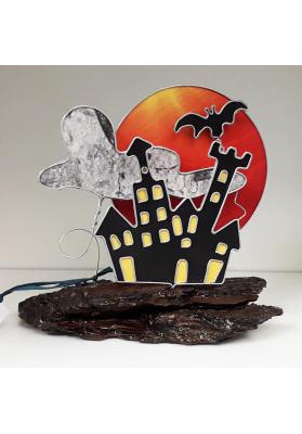 Halloween castello - in vendita online - libreria leggermente